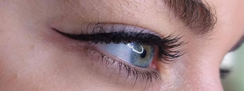 Brede eyeliner